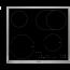 Электрическая варочная поверхность AEG HK 634150 XB