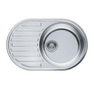 Кухонная мойка FRANKE PAMIRA PMN 611I 101.0255.790